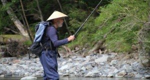 Tenkara the Japanese art of fly-fishing